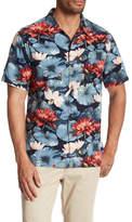 Tommy Bahama Garden Silk Short Sleeve Regular Fit Shirt