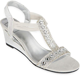 New York Transit Womens Funtastic Wedge Sandals