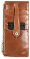 Hobo Women's 'Linn' Leather Card Case - Brown