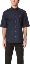 McQ Alexander McQueen Short Sleeve Sheehan Shirt 01