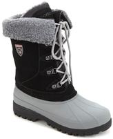 Sporto for Curations Waterproof Suede Duck Boot with Thermolite Insulation