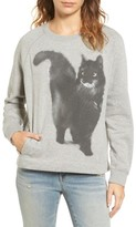 Paul & Joe Sister Women's Paul And Joe Sister Cat Graphic Sweatshirt
