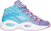 Reebok Girls' Grade School Question Mid Basketball Shoes