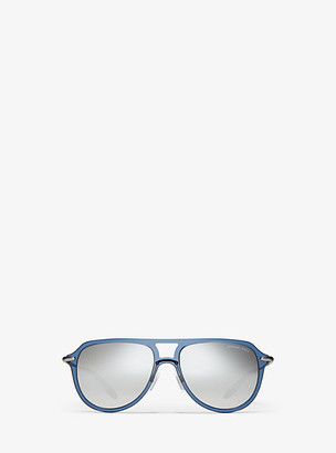 Michael Kors Lorimer Sunglasses - Blue