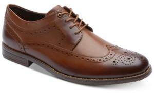 Rockport Men's Style Purpose 3 Wingtip Oxfords Men's Shoes