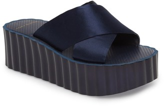 Tory Burch Scallop Platform Sandal