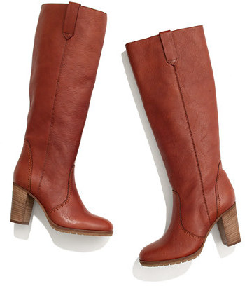 Madewell The watchtower boot in extended calf