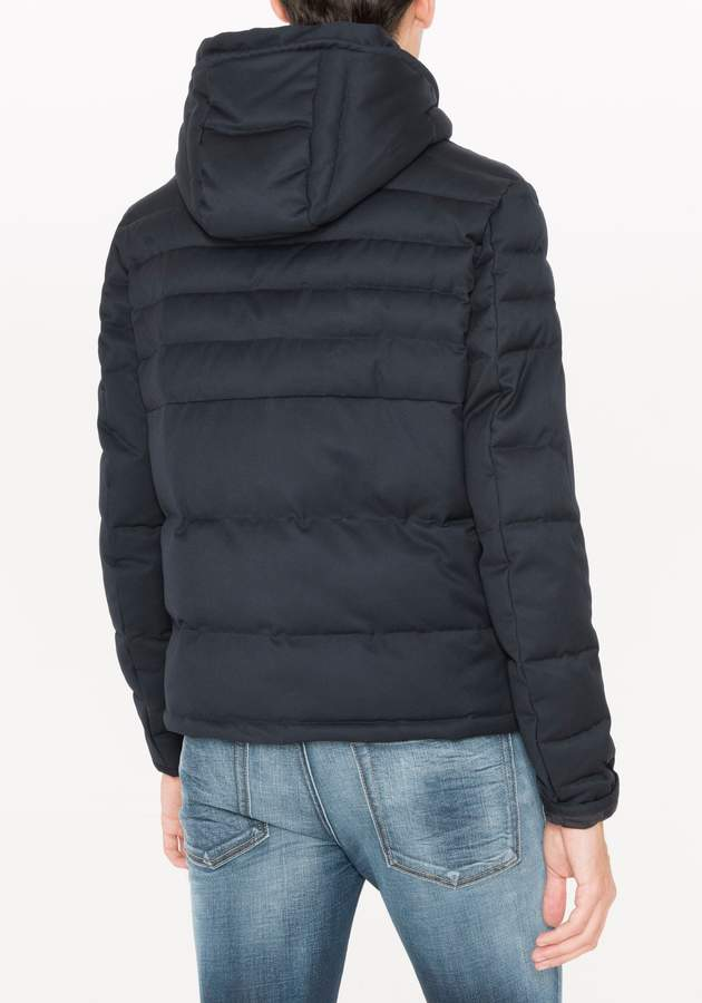 Antony Morato Men's Coat With Hood