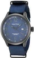 Nautica Men's Wristwatch NAI14519G