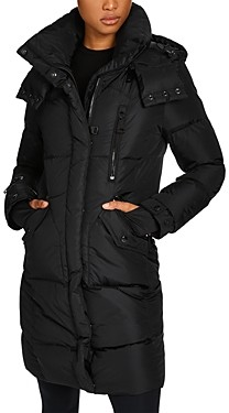 SAM. Highway Hooded Coat