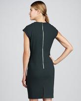 Rachel Roy Tropical Wool Dress
