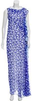 Ungaro Silk Maxi Dress w/ Tags