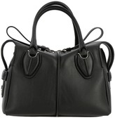 Tod's Tods Mini Bag Tods Small D Bag In Leather With Shoulder Strap
