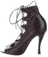 Tabitha Simmons Bonai Lace-Up Booties