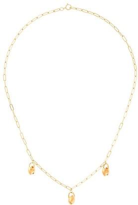 Alighieri Triple Pendant Necklace
