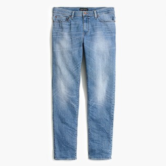 J.Crew Athletic-fit flex jean in light wash