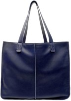 The Large Tote Navy