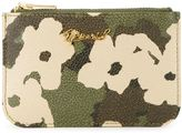 Muveil floral camouflage print purse - women - Calf Leather - One Size