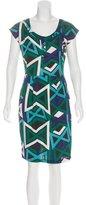 Diane von Furstenberg Trish Silk Dress w/ Tags