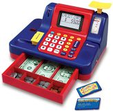 Learning Resources Pretend & Play Teaching Cash Register by Learning Resourcs