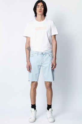 Zadig & Voltaire Ted Voltaire T-shirt