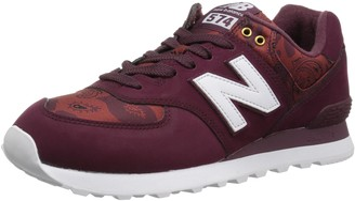 New Balance Men's 574 V2 Paisley Camo Sneaker