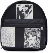 Enfants Riches Déprimés Black Patchwork Backpack