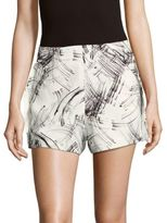 Style Stalker Dialogue Printed Shorts