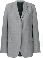 MSGM boxy blazer