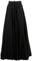 Yang Li voluminous maxi skirt