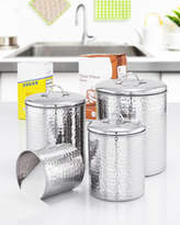 Old Dutch International Stainless Steel Canisters, Set of 4