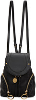 See by Chloe Black Olga Backpack