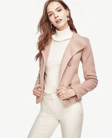 Ann Taylor Cropped Jacket