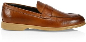To Boot Ali Leather Penny Loafers