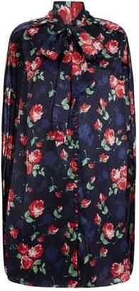 Magda Butrym Uluru Floral Print Dress