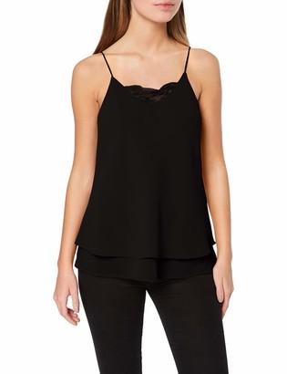 Pieces Women's Pckaysa Lace Slip Top Noos Vest