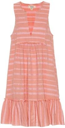 Lemlem Tatyu cotton-blend minidress