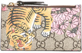 Gucci GG Supreme Bengal wallet - women - Leather - One Size
