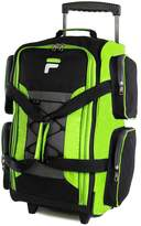 Fila 22-Inch Lightweight Wheeled Duffel Bag