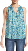 Ramy Brook Piper Sleeveless Floral-Print Top