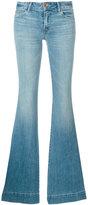 J Brand flared jeans - women - Cotton/Polyurethane - 26