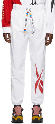 Pyer Moss Reebok by White Collection 3 Woven Franchise Track Pants