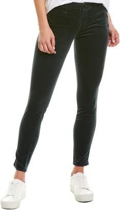 J Brand Zion Moorland Velvet Skinny Leg