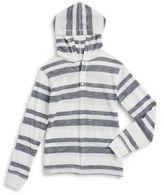 Dex Boys Long-Sleeve Striped Hoodie