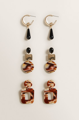 Seed Heritage Mixed Tort Earring Pack