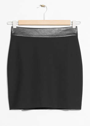And other stories Mini Skirt