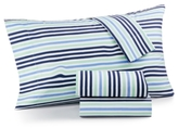 Martha Stewart Whim by Collection Novelty Print Twin 3-pc Sheet Set, 200 Thread Count 100% Cotton Percale
