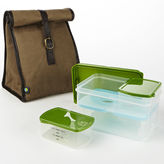 Fit & Fresh FIT AND FRESH Men's Classic Lunch Bag Kit