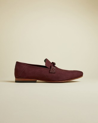 Ted Baker Suede Casual Loafer Shoes