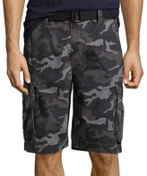 Arizona 10 Inseam Belted Ripstop Cargo Shorts